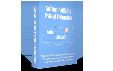 Sultan Affiliate Paket Diamond