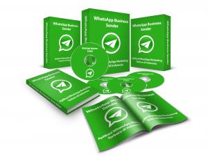 Whatsapp Business Sender (Lisensi Personal)