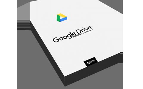 Google Drive Unlimited (Lifetime Sekali Bayar)
