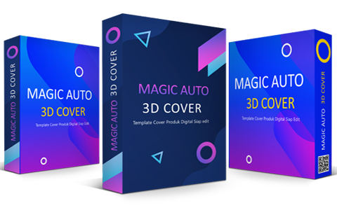 Magic Auto 3D Cover